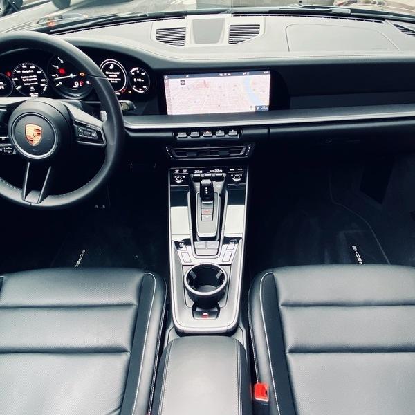 NOUVELLE PORSCHE 911 992 TARGA 4S 450cv PDK