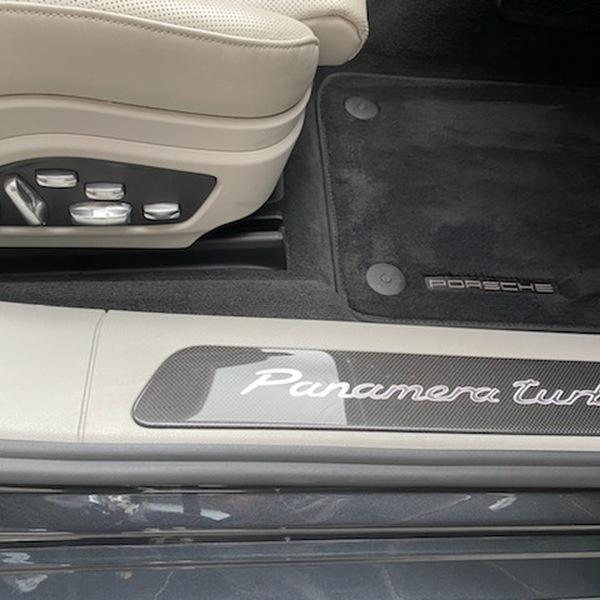 PORSCHE PANAMERA TURBO 550cv
