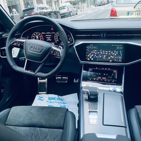 AUDI RS6 AVANT TFSI 600cv QUATTRO